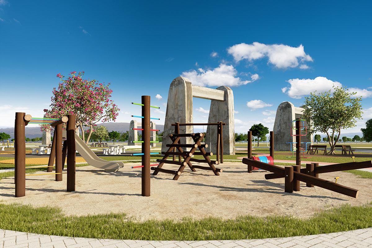 playground ecologico vale do rio grande loteamento em iturama